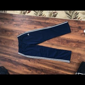 Adidas track pants brand new size L